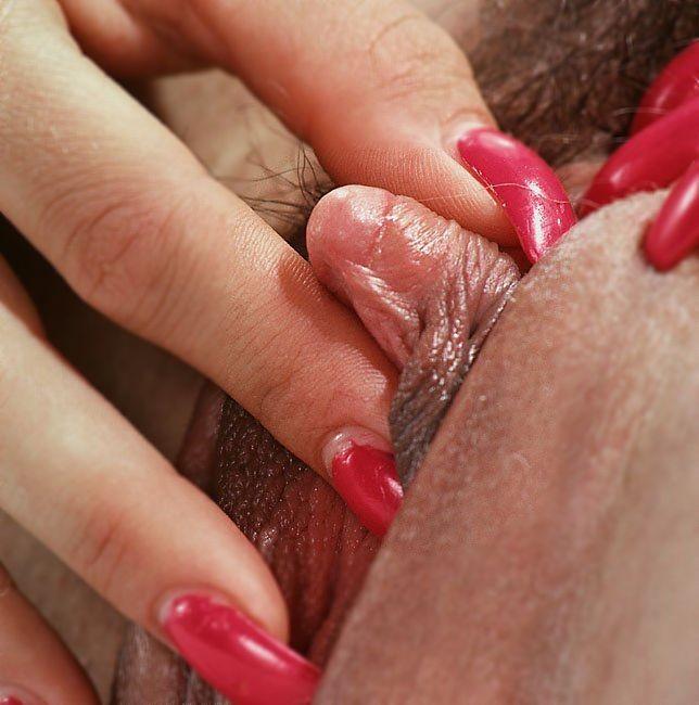 собраны большой клитор и вагина фото нем растолковывается