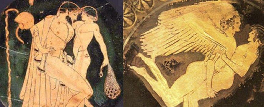 Древние греки были самой сексуально развитой цивилизацией в истории человеч