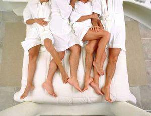 Секс бисексуалы групповой